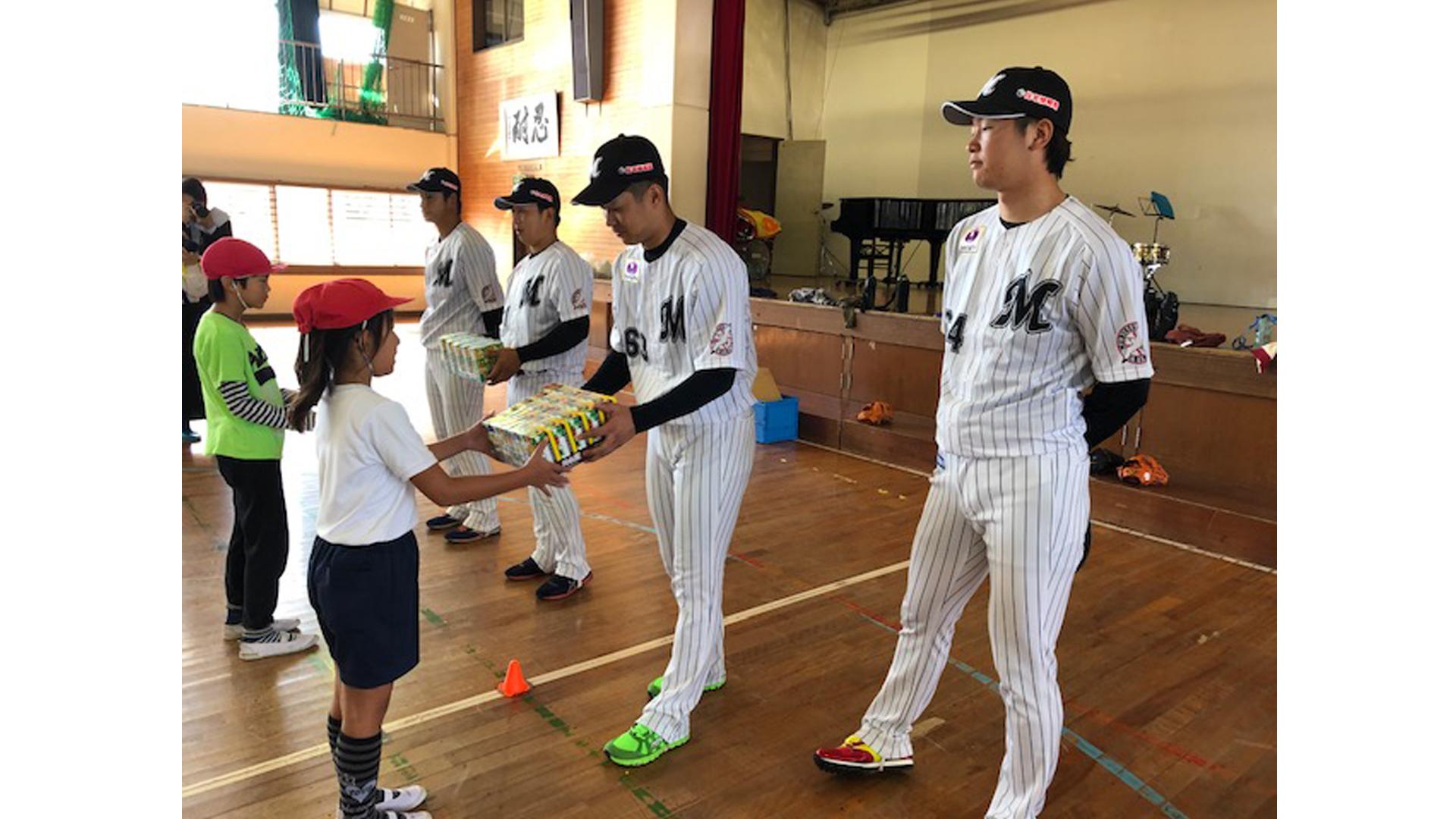 千葉 ロッテ 鴨川 キャンプ 2019